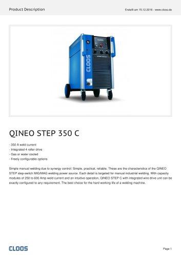QINEO STEP 350 C