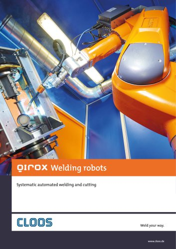 QIROX Welding robots