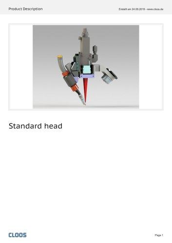 Standard head