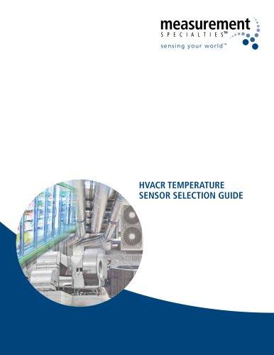 HVACR Temperature Sensor