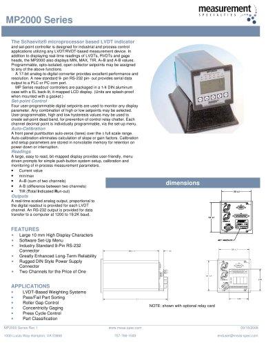 Position Sensor - MP2000