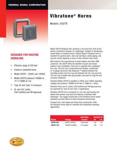 350TR Vibratone® Horn