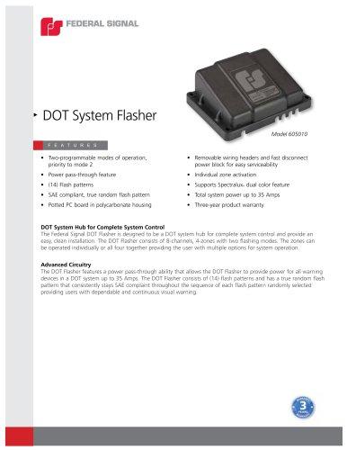 DOT System Flasher