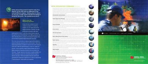 Integrated Command Solution (ICS) Brochure