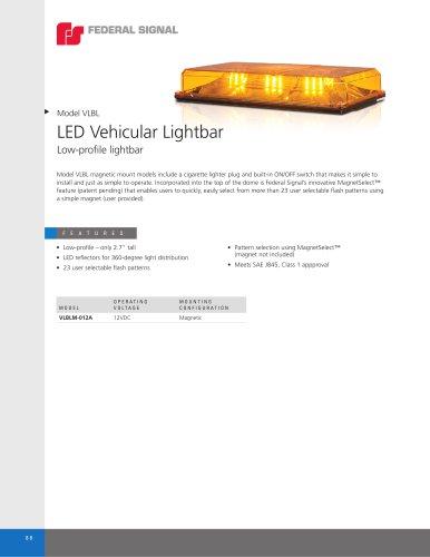 VLBL Vehicular Light Bar