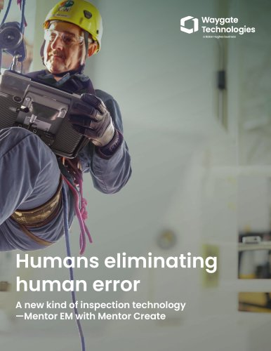 Humans eliminating human error