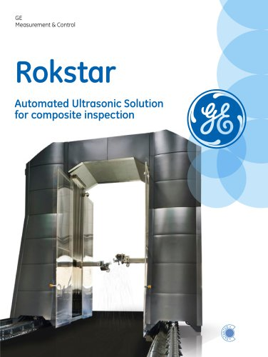 Rokstar: Automated Ultrasonic Solution for Composite Inspection