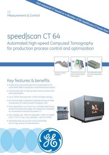 speed|scan CT 64