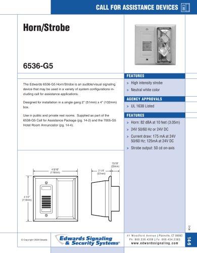 6536-G5 Catalog