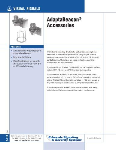 AdaptaBeacon Accessories