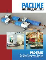 PAC-TRAK? Towline Conveyor System for Paint Lines & Assembly Lines