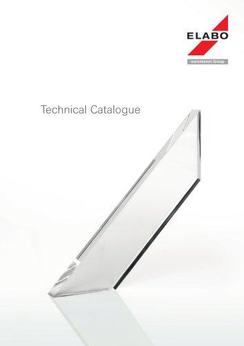 Elabo Technical Catalogue