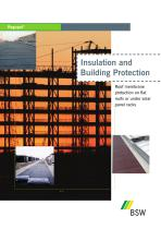 Regupol® Insulation and Building Protection