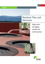 Regupol® Resilient Tiles and Elements