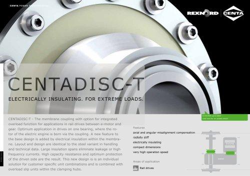 CENTADISC-T