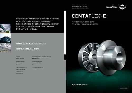 CENTAFLEX® -E