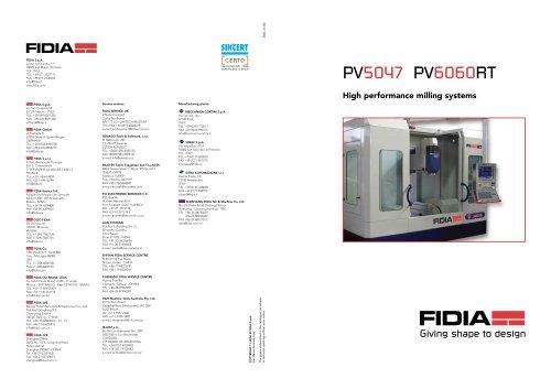 PV5047 - PV6060RT