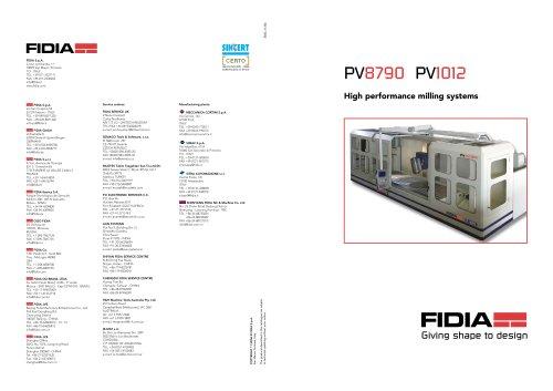 PV8790 - PV1012