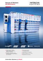Brochure: EH-RIO2 Series (Remote I/O)