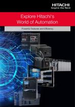 Brochure: Hitachi's World of Automation (Overview)