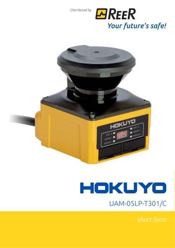 Laser Scanner Hokuyo