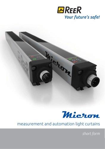 MICRON - Brochure