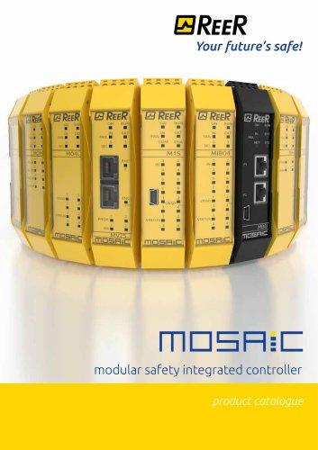 MOSAIC - Modular Safety Intergated Controller
