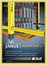 SAFETY MUTING LIGHT CURTAINS -- JANUS