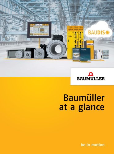 Baumüller at a glance