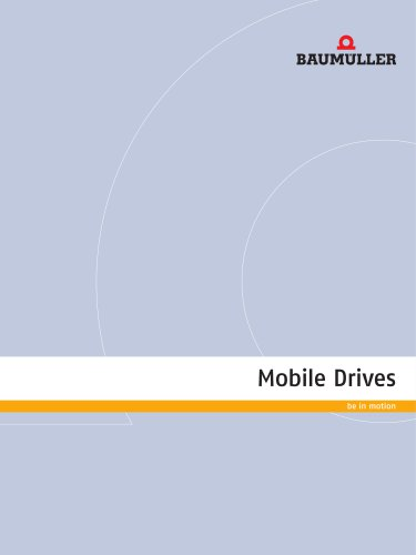 Mobile Drives