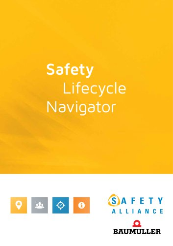Safety Lifecycle Navigator