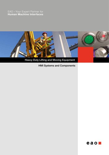Heavy-Duty Lifting and Moving Equipment