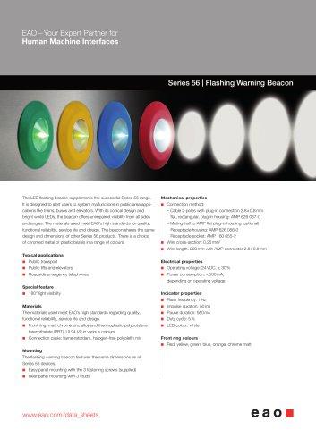 Series 56 - Flashing Warning Beacon