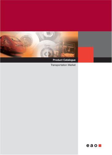Transportation Products Catalog