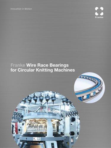 Bearings for Knitting Machines