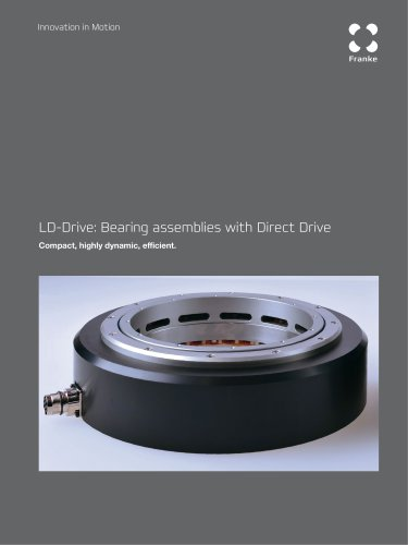 Franke Direct Drive Bearings