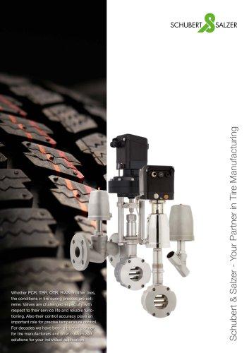 Schubert & Salzer - Your Partner in T ire Manufacturing