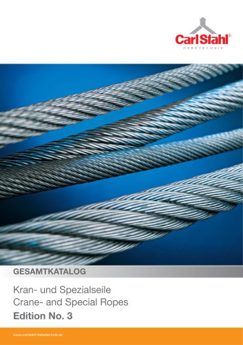 Industrial Ropes No. 3