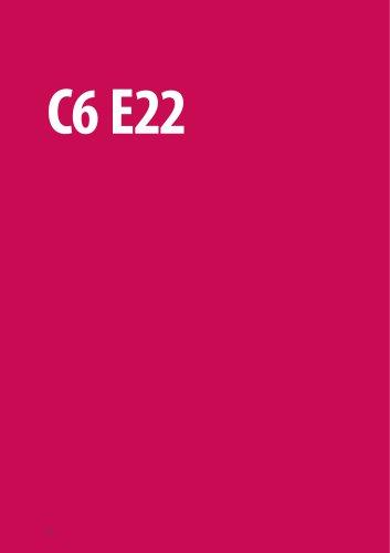 C6 E22 Box