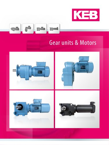 KEB DRIVE - KEB Automation KG - PDF Catalogs | Technical