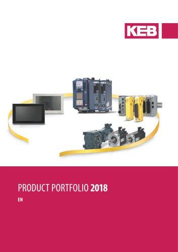 PRODUCT PORTFOLIO 2018