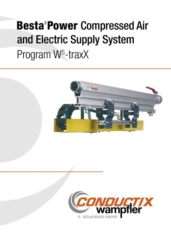 Bestapower Compressed Air and Electric Supply System Program W5-traxX