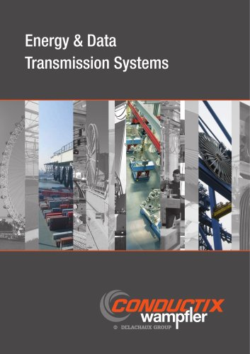 Energy and Data Transmission Systems