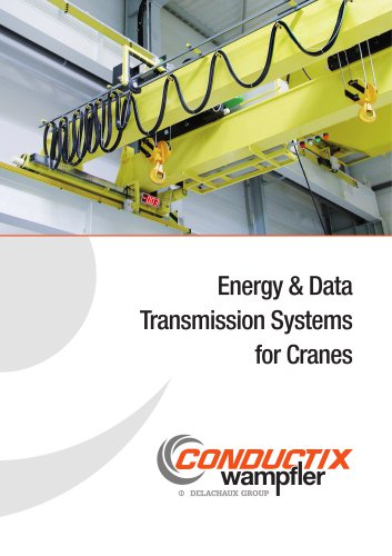 Energy & Data Transmission Systems for Cranes
