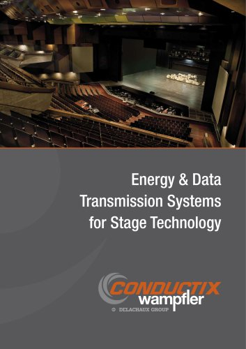 Energy & Data Transmission Systems for Stage Technology