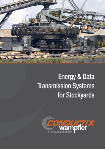 Energy & Data  Transmission Systems for Stockyards
