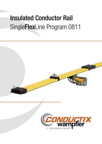 Insulated Conductor Rail Single Flex Line Program 0811