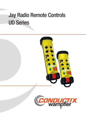 Jay Radio Remote Controls UD Series