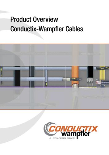 Product Overview Cables