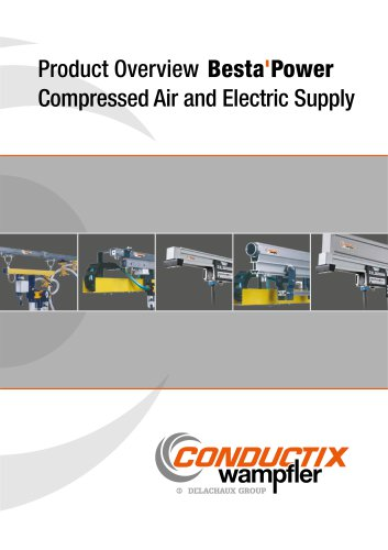 Product Overview Compressed Air and Electric Supply